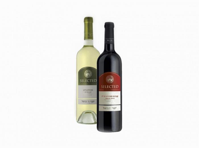יין אדום ולבן