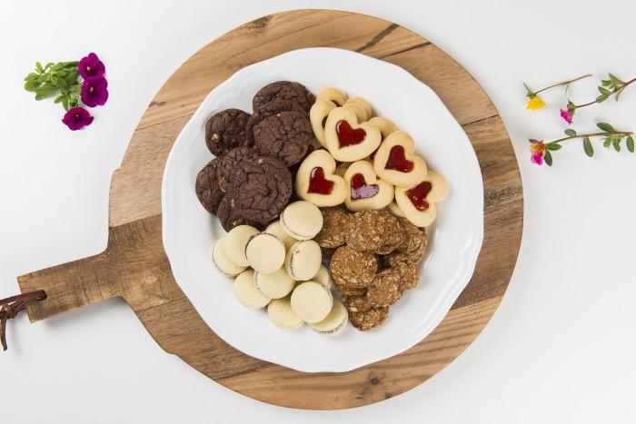 מגש עוגיות מיוחדות